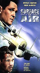 Surface to Air (VHS, 1999)**Brand New** Chad McQueen, Michael Madsen