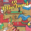 Toys in Playland (1991, VHS) **Brand New**