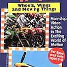 Watch 'em Work (VHS, 2000)**Brand New** Wheels, Wings, & Moving Things