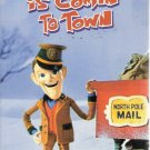 Santa Claus Is Comin' to Town (VHS, 1995) **New**
