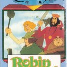 Animated Classics Robin Hood (VHS) **Brand New**
