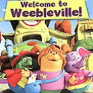 Weebles - Welcome to Weebleville! (VHS, 2005) **New**