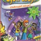 Cyberchase - Starlight Night (VHS, 2004) **Brand New**