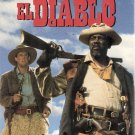 El Diablo (VHS, 1995, Spanish Version) **New** Louis Gossett Jr.