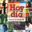 Hoy Día: Spanish for Real Life Vol. 2 ANNOTATED INSTRUCTOR'S EDITION John T. McMinn,  Garcia