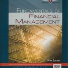 (NEW) Fundamentals of Financial Management 14th INSTRUCTOR'S EDITION hardcover