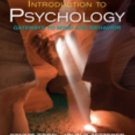 Introduction to Psychology: Gateways to Mind and Behavior with Concept Maps INST