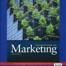 (NEW) Foundations of Marketing 5th INSTRUCTOR'S EDITION 2013 softcover Pride