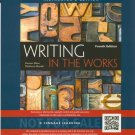 (NEW) Writing in the Works  4th INSTRUCTOR'S EDITION 2017 Blau, Burak Fourth