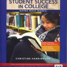 (NEW) Student Success in College: Doing What Works! 2nd ed 2016 ANNOTATED INST