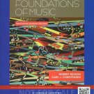 Foundations of Music, Enhanced 7th Edition INSTRUCTOR'S EDITION no code