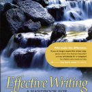 NEW - Effective Writing: A Handbook for Accountants, 9th INSTRUCTOR'S REVIEW COPY