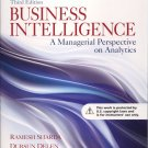 Business Intelligence: A Managerial Perspective on Analytics 3rd INSTRUCTOR'S ED