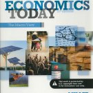 (NEW) Economics Today The MACRO VIEW 17th Edition INSTRUCTOR'S REVIEW COPY