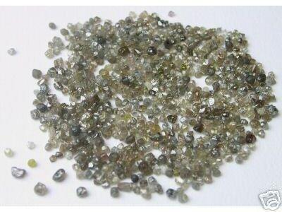 10+ Carats Natural Uncut Rough Diamond Diamonds 12 pc
