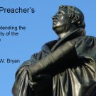 The Preacher's Task: Understanding the Authority of the Church