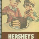 Hershey's 1934 Cookbook: Revised And Expanded With Chocolate Recipes Brought Up To Date