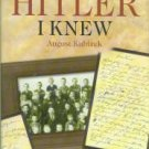 Kubizek, August. The Young Hitler I Knew