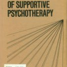 Werman, David S. The Practice Of Supportive Psychotherapy