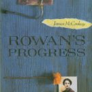 McConkey, James. Rowan's Progress