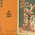 McDougle, William. The Female Demon: 31 Poems Of Fantasy And The Unusual