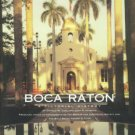 Curl, Donald W, and Johnson, John P. Boca Raton: A Pictorial History