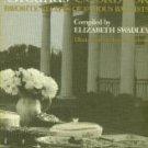 Swadley, Elizabeth, compiler. Dinner On The Grounds Cookbook: Favorite Recipes Of Famous Baptists