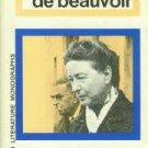 Cottrell, Robert D. Simone De Beauvoir