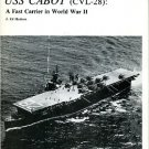 Hudson, J. Ed. The History Of The USS Cabot (CVL-28): A Fast Carrier In World War II