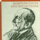 Friedlander, Max J. Reminiscences And Reflections