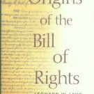 Levy, Leonard W. Origins Of The Bill Of Rights