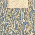 Gray, Thomas. Elegy Written In A Country Churchyard, With The Complete Poems Of Thomas Gray