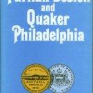 Baltzell, E. Digby. Puritan Boston And Quaker Philadelphia: Two Protestant Ethics...