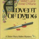 O'Marie, Sister Carol Anne. Advent of Dying
