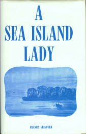 Griswold, Francis. A Sea Island Lady