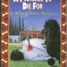 Berenson, Laurien. A Pedigree To Die For: A Melanie Travis Mystery