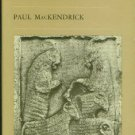 McKendrick, Paul. The Dacian Stones Speak