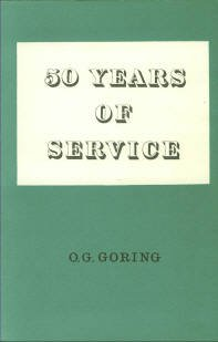 Goring, O. G. 50 Years Of Service