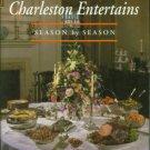 Cotton, Ann Copenhaver. Charleston Entertains: Season By Season