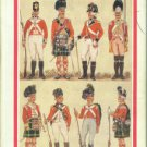 Barnes, R. M. The Uniforms & History Of The Scottish Regiments:...1625 to the Present Day
