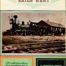 Abdill, George B. Rails West