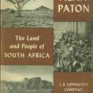 Paton, Alan. The Land And People Of South Africa