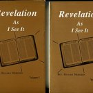 Morrison, Richard. Revelation As I See It [2 Volumes, Complete]