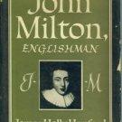 Hanford, James Holly. John Milton: Englishman