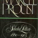 Proust, Marcel. Selected Letters, 1880-1903