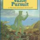 MacLeod, Charlotte. Vane Pursuit: A Peter Shandy Mystery