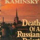 Kaminsky, Stuart. Death Of A Russian Priest