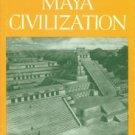 Thompson, J. Eric S. The Rise And Fall Of Maya Civilization