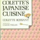 Rossant, Colette. Colette's Japanese Cuisine