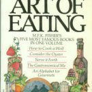 Fisher, M. F. K. The Art Of Eating